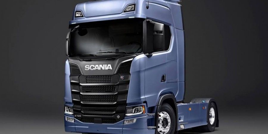 SCANIASERIES